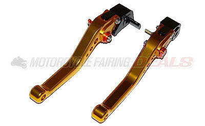 Ducati 749 999 2003 2004 05 06 Adjustable Racing Shorty Brake Clutch Lever Parts