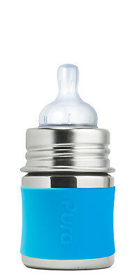 NEW! Pura Kiki Silicone Sleeve for 5oz Baby Bottle (Bottle not Included)
