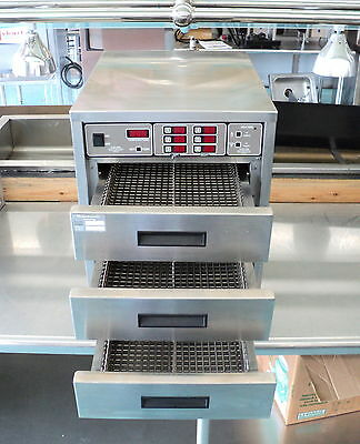 Henny Penny Warmer 3 Drawer Warmer fried chicken fish french fries