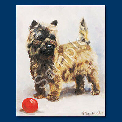 Best Friends Ruth Maystead List Pad Pencil NEW Cairn Terrier