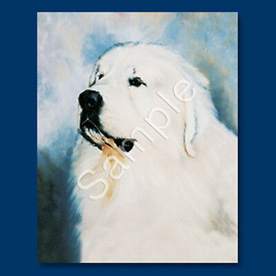 Best Friends Ruth Maystead List Pad Pencil NEW Great Pyrenees