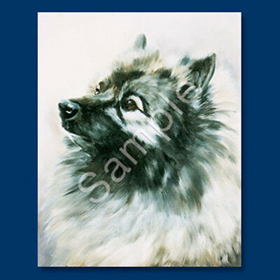 Best Friends Ruth Maystead List Pad Pencil NEW Keeshond