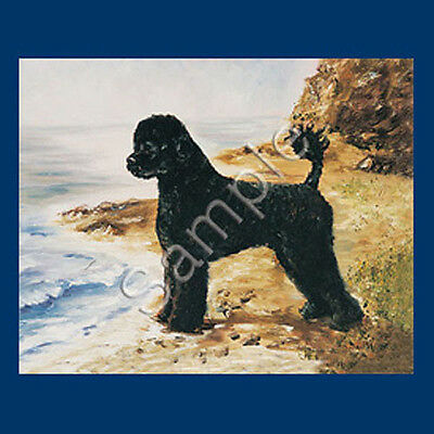 Best Friends Ruth Maystead List Pad Pencil NEW Portuguese Water Dog