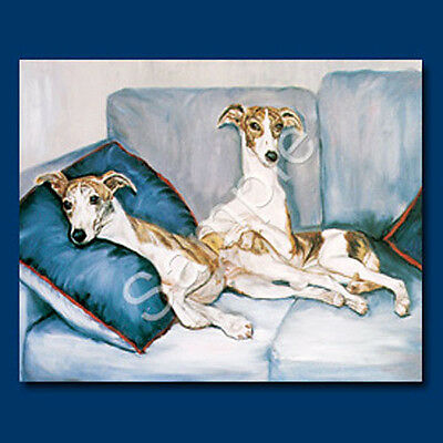 Best Friends Ruth Maystead List Pad & Pencil NEW Whippet