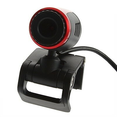 Retractable HD Webcam Camera Web Cam with MIC FO Computer Laptop