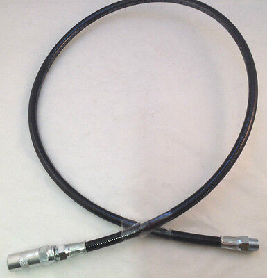 "36"" Flexible Grease Gun Hose w/Coupler"