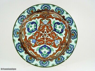 "BEAUTIFUL Gouda Royal Zuid-Holland 13/5/8"" Charger Plate"
