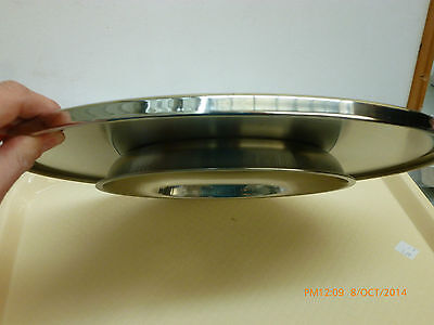 Trenton cake stand 330mm x 30mm high