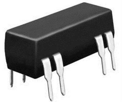2X No.62K1259 Coto Technology 8l01-05-001 Reed Relay, Spst-No, 5vdc, 0.5a, Thd