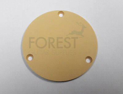 GIBSON LP Switch back cover plate cream, fits Gibson Les Paul USA