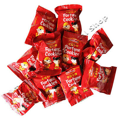Fortune Cookies - 100 Individually Wrapped Cookies