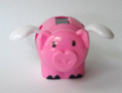 Solar-Powered Dancing Pig - FREE SHIPPING