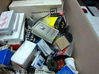 Box Of Various Miscellaneous - Sprockets-Bushings-Electronics- Fuses - More