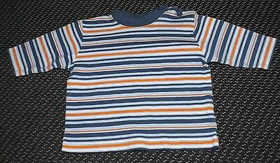 """""""Cherokee"""" Baby Boy's Striped Top 0-3 Months"""