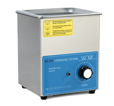 1,3 Liters Component Ultrasonic Cleaner Mod-1613T
