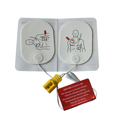 Adult Training Replacement Pads For  AED Trainer Training Use Only