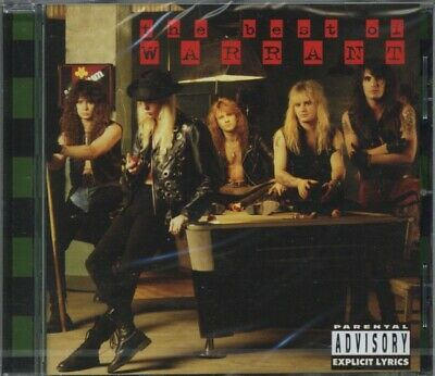 Warrant - The Best Of Warrant NEW CD