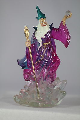 Wizard - Crystal Style Ice Wizard - Great Mystic Gift - Witch & Wizardry - Wicci