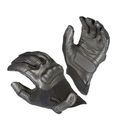 Authentic Hatch Reactor Protective Hard Knuckle Gloves with Goatskin Meduim 1293