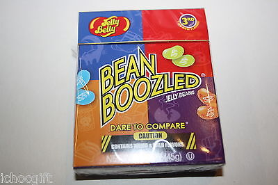 6 x Jelly Belly BEAN BOOZLED Challenge! 3RD edition