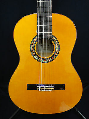Miguel Rosales Solid top Flamenco Guitar C3F 40% OFF+Free Gig Bag, Extra Strings