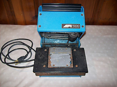 Datacard Addressograph AFI 5000 Imprinting Machine Credit Card Imprinter
