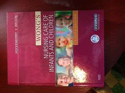 Wong's Nursing Care of Infants and Children (includes study guide)