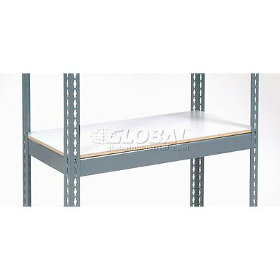 """Additional Level For Extra Heavy Duty Laminated Shelving 36""""W x 12""""D With 150..."""