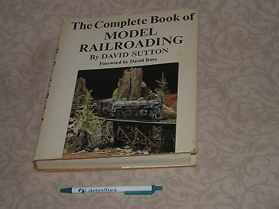 The Complete Book Of Model Railroading.