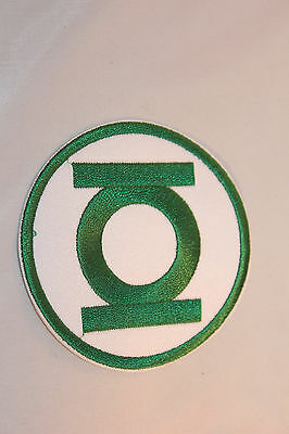 """3.5"""" Green Lantern Corps Classic Style Embroidered Patch"""