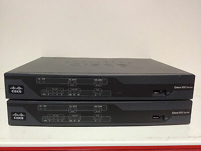 Routeur Cisco 888 Integrated Services Router 800 Series