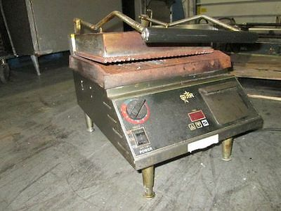 Star Commercial Counter Top Panini Grill - SEND ANY ANY OFFER!