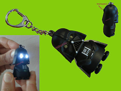 PORTE CLÉS FIGURINE DARK VADOR LUMINEUX LED & SONORE STAR WARS - keychain vader