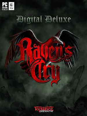 Raven's Cry Digital Deluxe ED. [PC   Mac] [Historical Steam Key]
