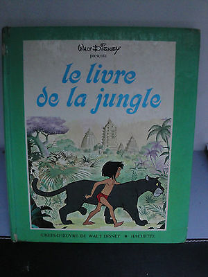 Le Livre de la Jungle - BD - 1980