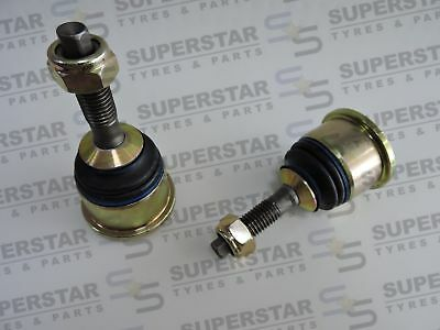 Set Of 2 Front R/l Lower Ball Joints For Jaguar S-Type 14Mm 99-02