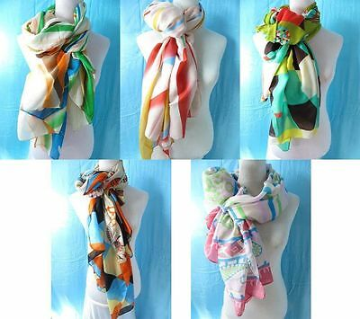 *US SELLER* lot of 12 wholesale beach wraps hijab women scarf