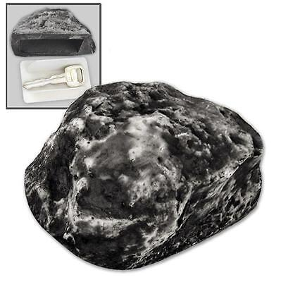 New Outdoor House Home Hide A Key Rock Safe Spare Key Holder
