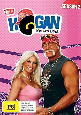 Hogan Knows Best : Series 2 (DVD, 2010, 2-Disc Set) Region Free