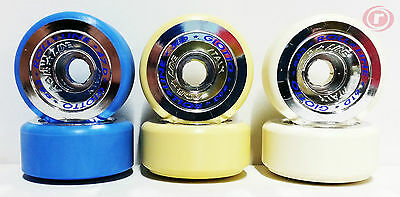 Roll-Line Wheels - Giotto 63mm - Artistic - Various Durometers - Set of 8