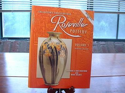 Roseville Pottery: Collectors Reference & Value Guide Book Vol 1