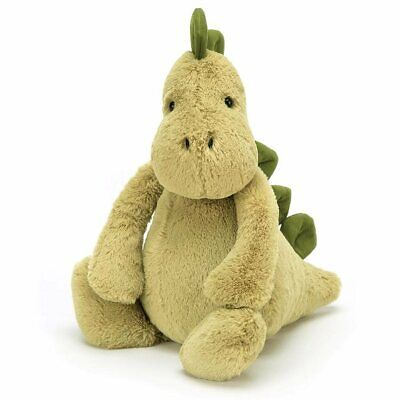 NEW Jellycat Bashful DINO Medium Plush Dinosaur 30cm