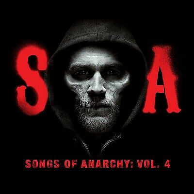 Sons Of Anarchy (Television Soundtrack) - Songs Of Anarchy,vol.4  Cd Neuf