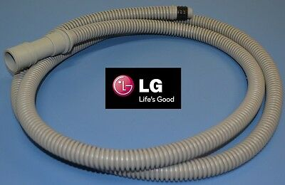 Lg Dishwasher Drain Hose Genuine (5215Ed3001B)