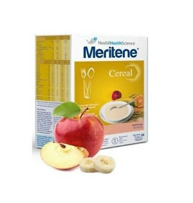 NESTLE MERITENE ( ANTES RESOURCE ) CEREAL INSTANT MULTIFRUTAS 600mg 160812