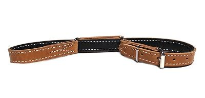 Genuine Leather Horse Hobble Hobbles Doubled and Stitch USA MADE