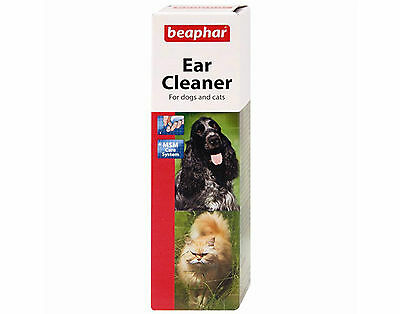 Beaphar Ear Cleaner For Cats And Dogs