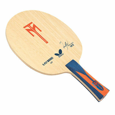 BUTTERFLY W5 ST Table Tennis Racket TIMO ball