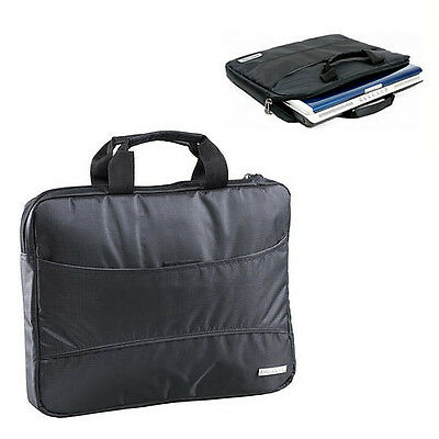"""CARIBEE POWER TOTE 17"""" COMPUTER Satchel Laptop Bag Carry Case Tablet  Notebook"""