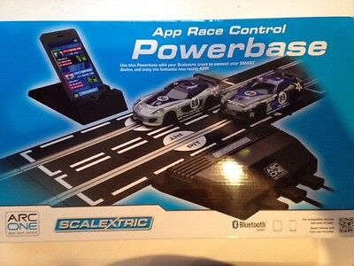 SCALEXTRIC C8433 ARC ONE Powerbase - Connect Compatible Phone to Scalextric